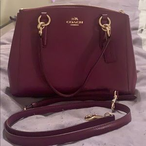 COACH Mini Crossbody Handbag